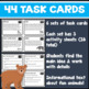 44 Main Idea Cards (Informational Text | All About Animals