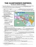 UNIT 8 LESSON 1. Muslim Gunpowder Empires GUIDED NOTES