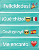 44 Printable Expressions and Interjections for Spanish Conversations