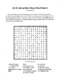 44 Puzzle Package,O. Henry,Robert Louis Stevenson,John Steinbeck,Herman Melville