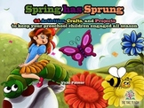 44 Spring Activities, Crafts and Projects for Preschool Children