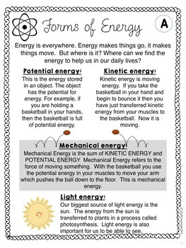 4/5 Combined: Rocks and Minerals and Conservation of Energy