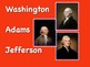 45 Presidents Song Sing-Along mp4 Video by Kathy Troxel