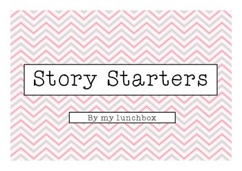 45 Story Prompts for young writers