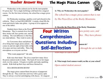BUNDLE 45 Reading Comprehension Passages: Fun Fall Reading Comprehension