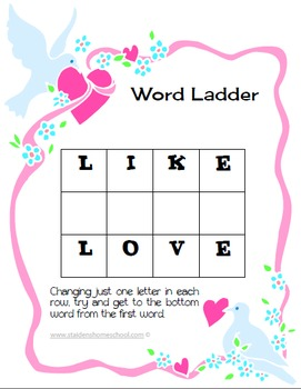 graphic regarding Valentine Puzzles Printable referred to as 450 pg Valentine Working day Junior Basic Printable Worksheet Puzzles Packet
