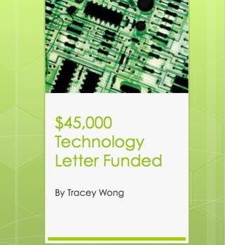 $45,000 Technology Grant