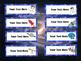 46 Classroom Jobs with Space Theme:  Editable