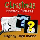 Holiday Math Color By Number Long Division Math Worksheets Christmas Fun Sheets