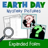 Earth Day Expanded Form Coloring Pages