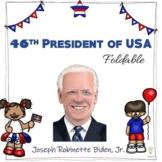 46th President of the United States of America Joe Biden M