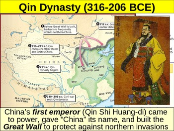 UNIT 8 LESSON 4. Qing China Dynasty POWERPOINT