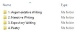 47 Writer's Workshop Assignment Sheets for Middle School