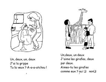 47) un-deux- livret de lecture ENFANT C1 1ère-2e