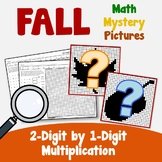 Color By Number Multiplication Fall Multiplication Centers Activity Sheets