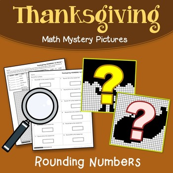 thanksgiving rounding worksheets place value rounding coloring sheets