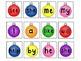 48 Christmas Ornament Sight Word Cards/Memory Match Station - Kindergarten
