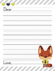 48 Disney Inspired Zootopia Letter Writing Paper Sheets
