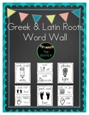 48 Root Words (Grades 4-8 Word Wall)