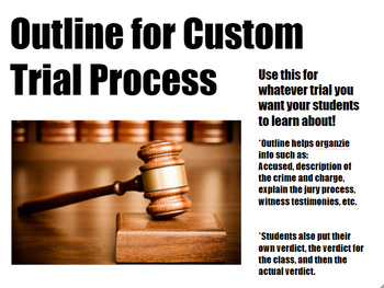 Trial Process for Bill of Rights Unit