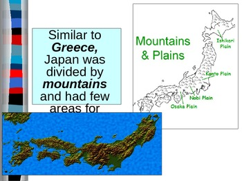 UNIT 8 LESSON 5. Japanese Feudalism and Unification POWERPOINT