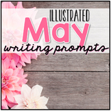 May Writing Prompts - May Journal Prompts ( Creative Writi