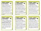 """48 """"Of Mice and Men"""" Task Cards: Critical Thinking + Creat"""