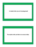 48 Problem-Situation Cards