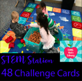 48 STEM Challenge Cards
