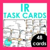 IR Task Cards | Spanish Review Activity