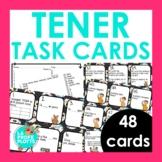 Spanish El Verbo TENER (To Have) Task Cards
