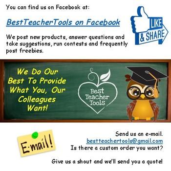 Frames Clipart, Labels Clipart, Tags Clip Art, {Best Teacher Tools} AMB-306