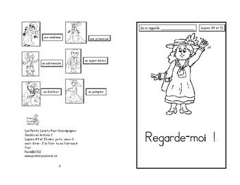 49-51) Regarde-moi - livret de lecture ENFANT C1 1ère-2e
