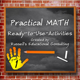 49 Activities for Number and Operations