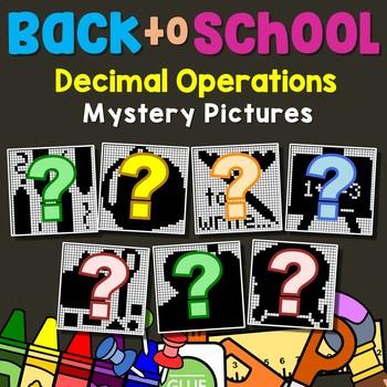 Back to School Decimal Operations