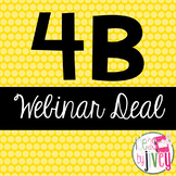 4B Webinar Deal