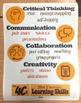 4Cs Idea Poster (21st Century Skills) [Physical Copy]