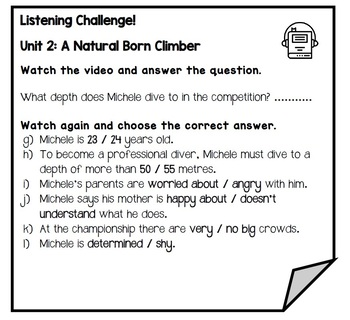 4ESO Smart Planet complimentary listening card