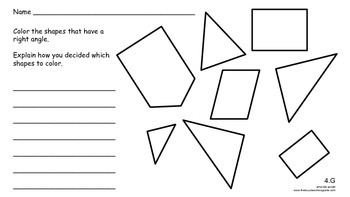 4.G Worksheets