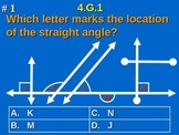 4.G.1 4th Grade Common Core Math - Identify Lines And Angles 4.G.A.1