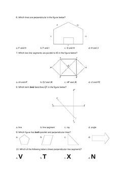 4.G.1 Assessment