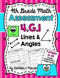 4.G.1 Assessment: Lines & Angles