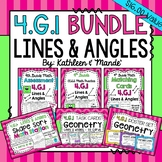 4.G.1 Lines & Angles BUNDLE