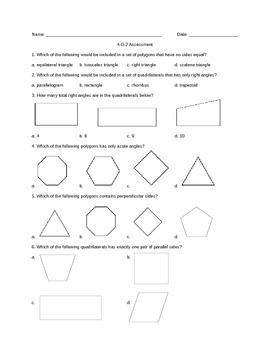 4.G.2 Assessment