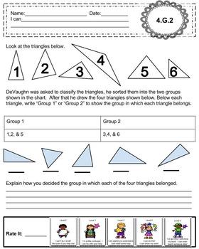 4.G.2 Geometry