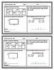 "4MD 1,2,3,4   4th (Fourth) Grade Common Core Measurement ""Half Page Frenzies"""
