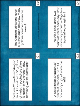 4.MD.2 Fourth Grade Common Core Worksheets, Activity, and Poster