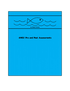 4MD2 Pre and Post Assessment Bank