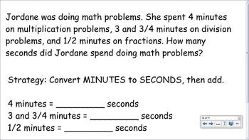 4.MD.2 SMART Board Lessons [57 Slides, ~1 week of instruction]