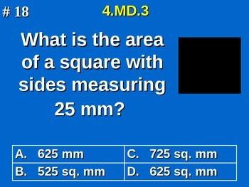 4.MD.3 4th Grade Math - Apply Area and Perimeter Formulas.